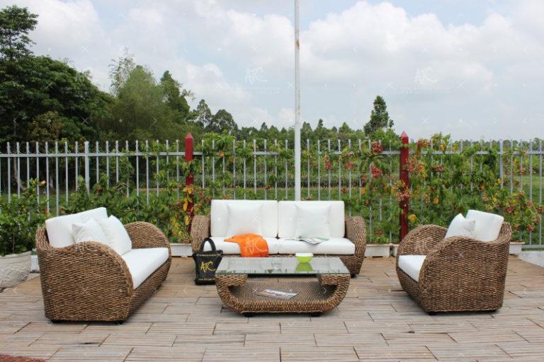 indoor water hyacinth furniture WAIS-222