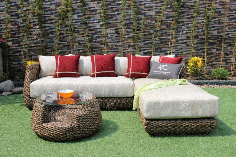indoor water hyacinth furniture WAIS-304