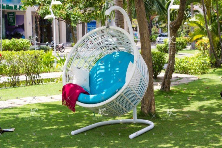 Outdoor patio hammock hanging chair RAHM-011