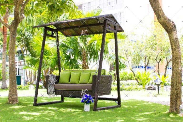 Rattan hammock hanging chair RAHM-022