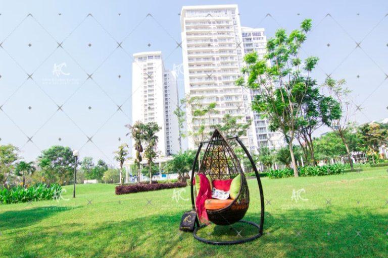 Rattan hammock hanging chair swing RAHM-015