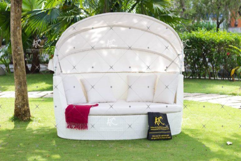 wicker paio furniture RABD-105