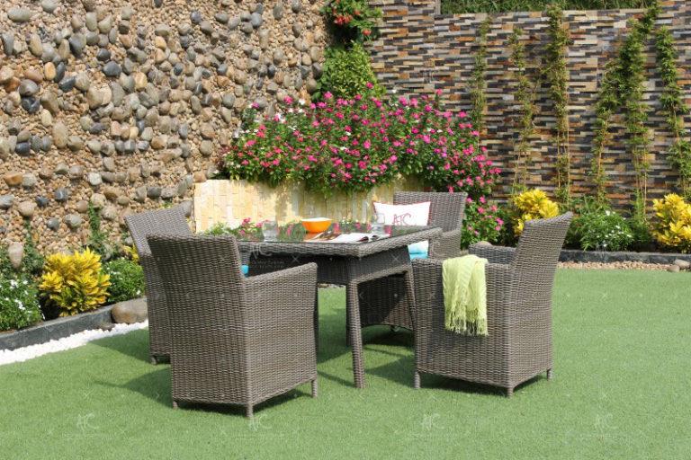 Cheap rattan garden furniture sets RADS-165