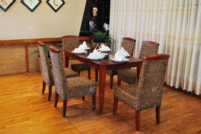 Indoor dining water hyacinth WAIS-028