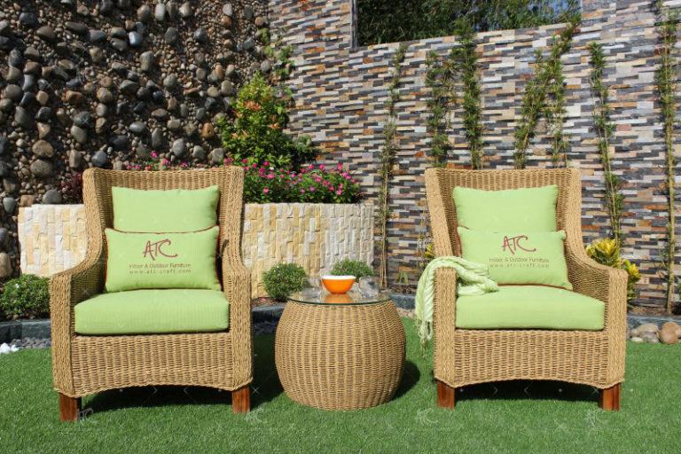 Outdoor cane furniture RASF-135