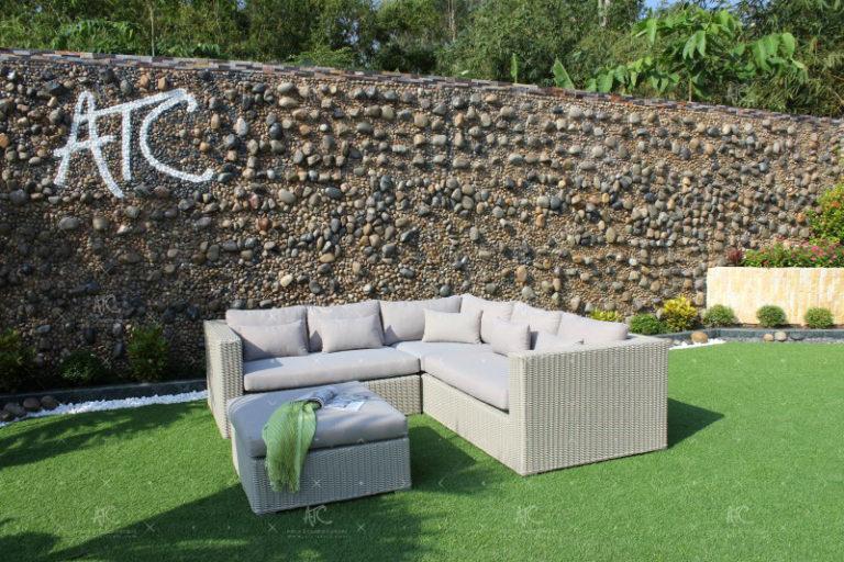 Outdoor wicker patio furniture RASF-134