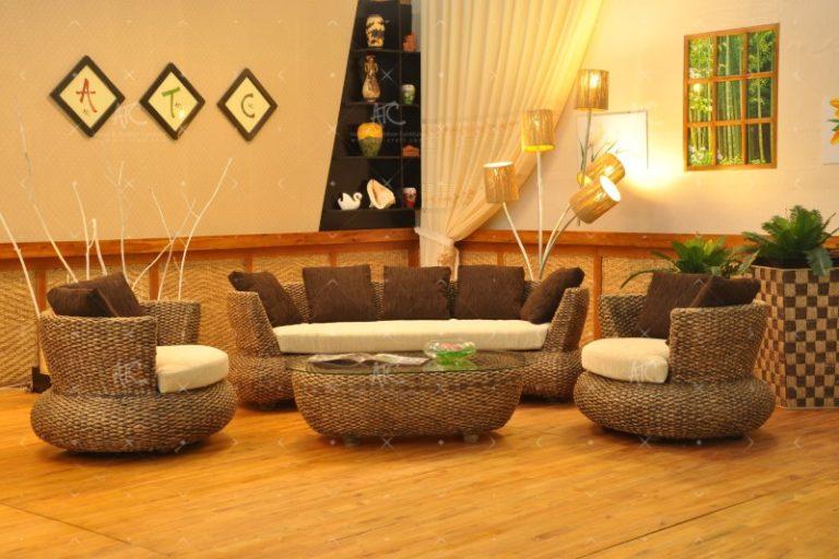 indoor sofa water hycinth VIFA-01