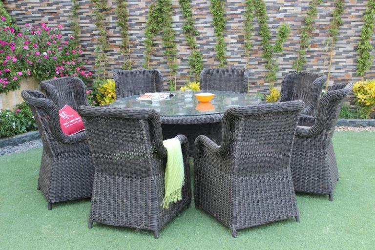 Weatherproof rattan garden furniture RADS-107A