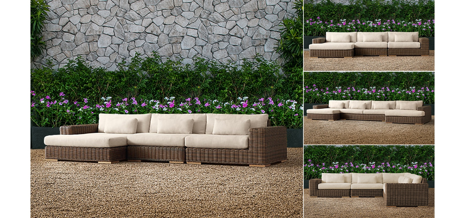 bora patio furniture sofa