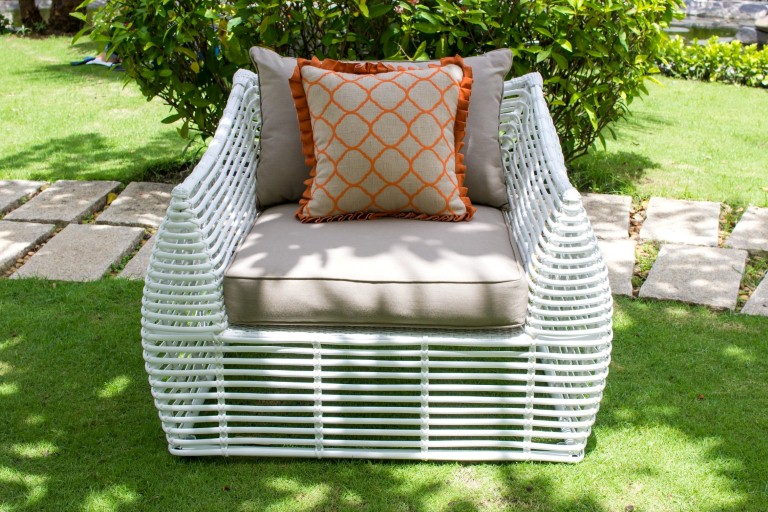 eagle outdoor furniture wicker armchair