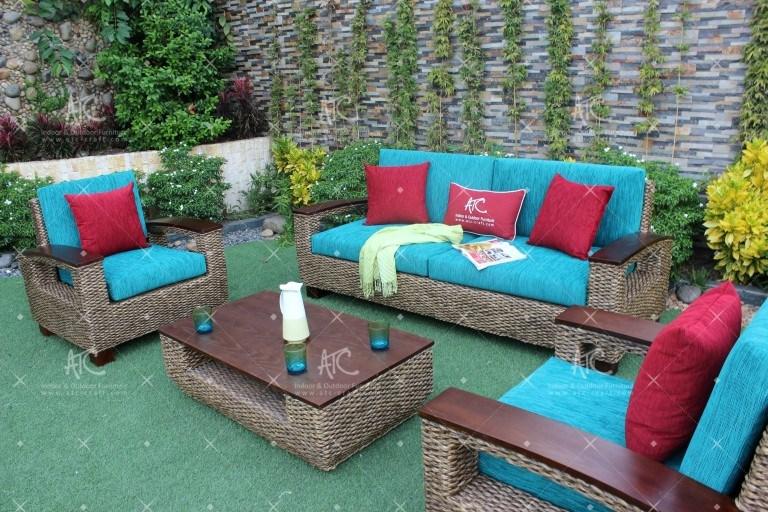 Patio sofa for living room WAIS-323