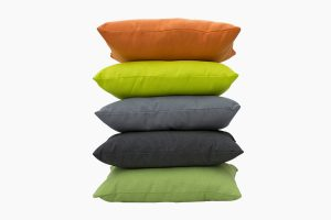 Outdoor furniture pillows maintenance care