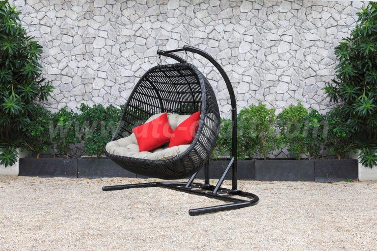Outdoor Rattan Hammock Hanging Chair RAHM-026
