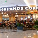 ATC Furniture Provides Cafe Furniture For Highlands Coffee Landmark 81