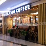 ATC Provides Cafe Furniture For Highlands Coffee Landmark 81