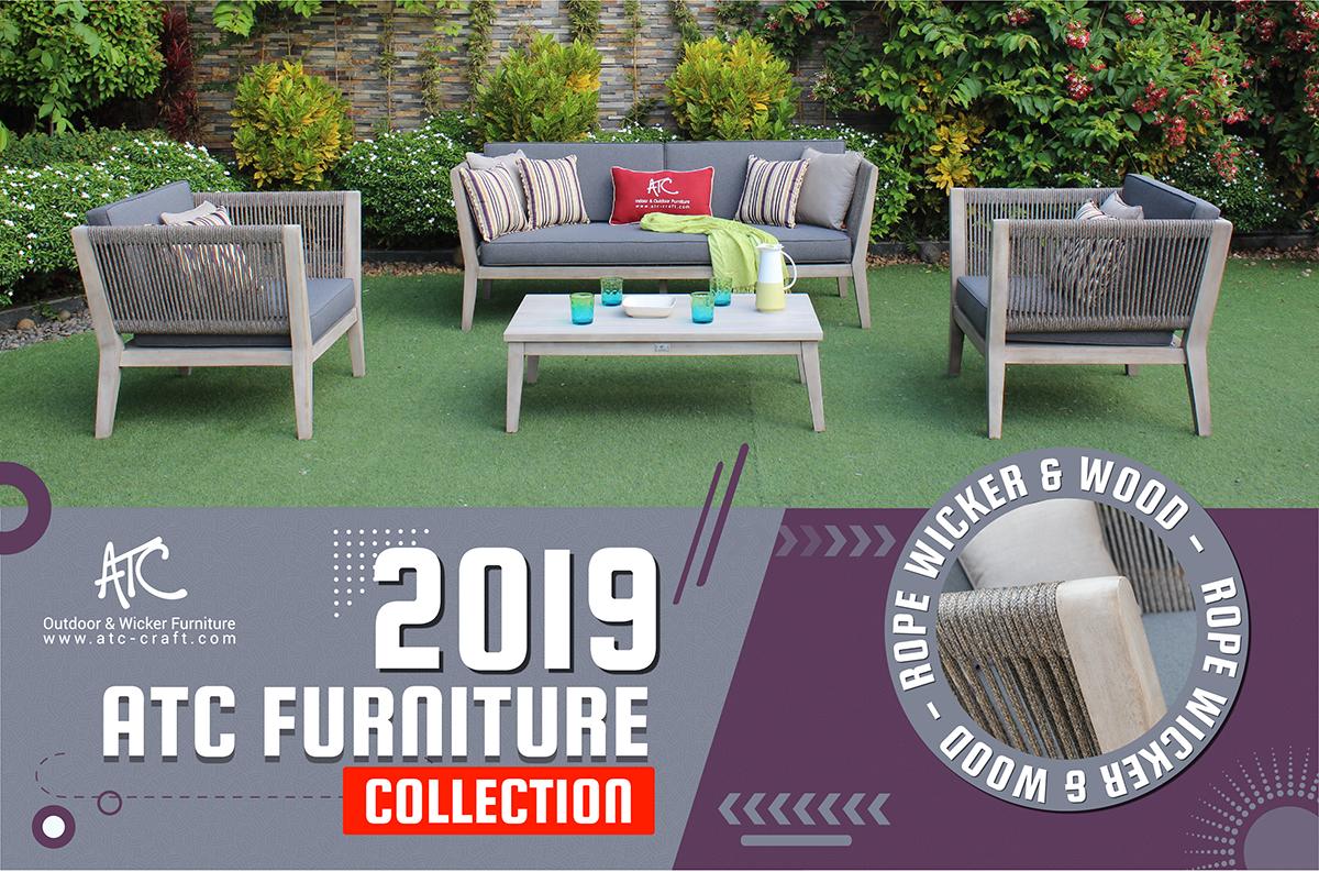 Top Outdoor Wicker Furniture Trends 2019   ATC Wicker